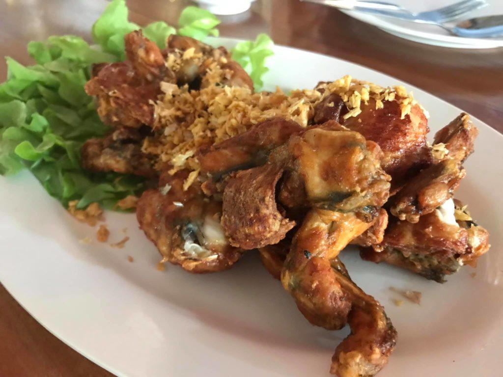 ร้านครัวอนงค์ กาญจนบุรี