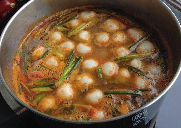 เมนูอาหารที่ทำจากปลากระป๋อง คือ ขนมจีนปลากระป๋อง เป็นการนำปลากระป๋อง มาดัดแปลงและทำให้เป็นน้ำยาขนมจีน บอกเลยว่าอร่อยมาก