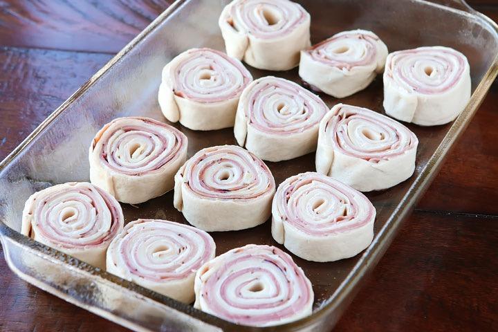 ขนมปังชีสโรล บอกเลยว่าเป็นเมนูที่ทำง่ายสามารถเป็นอาหารเช้า
