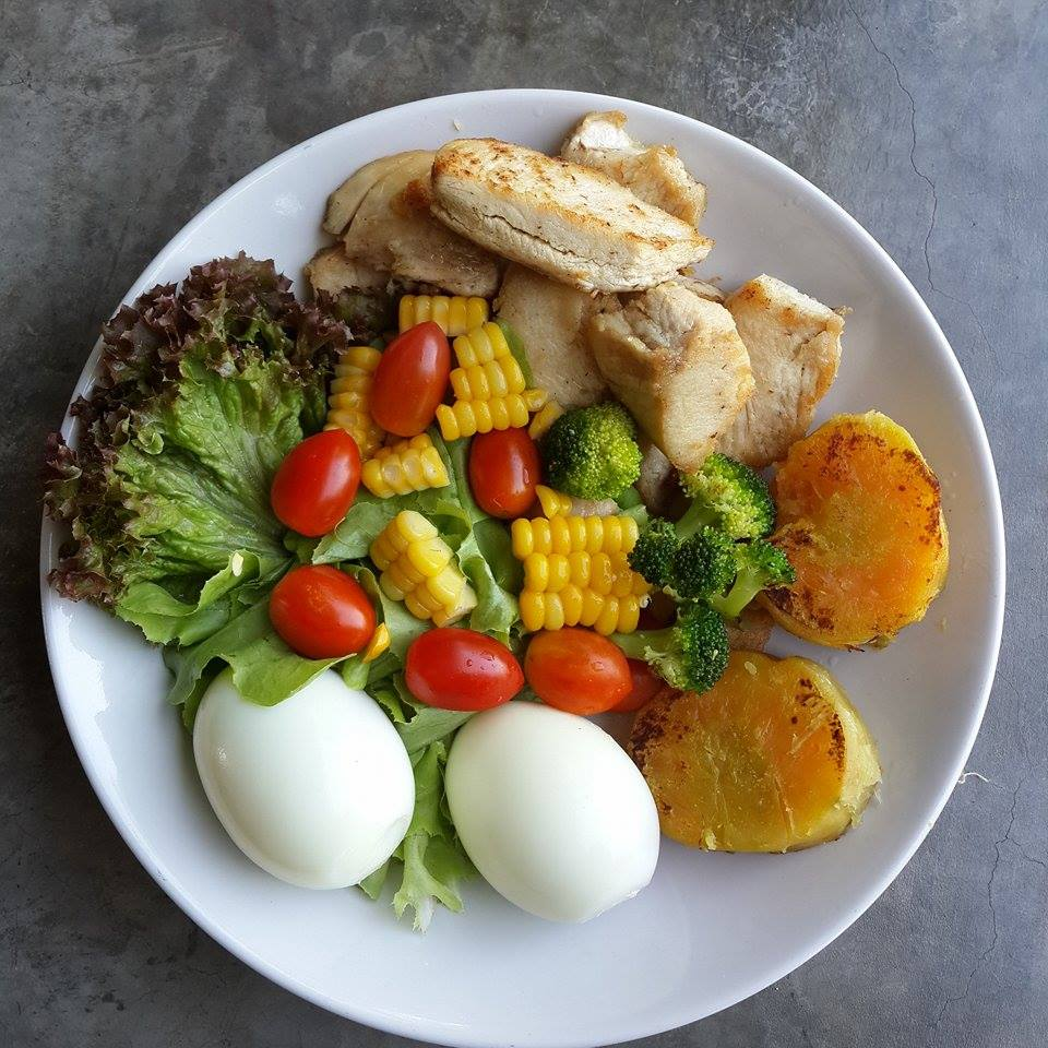 อาหารคลีน  การรับประทานอาหารคลีนที่ดี และมีประโยชน์ต่อร่างกาย