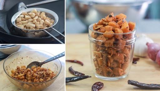 เมนูน้ำพริกกากหมู นี้อร่อย และอยากจะมีติดบ้านเอาไว้เป็นของแกล้มในทุกมื้ออาหาร