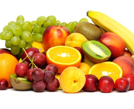 อาหารที่ช่วยลดอาการหงุดหงิด คือ การทานผลไม้ต่าง ๆ ที่มีกากใยสูง  และมีรสชาติไม่หวานมาก