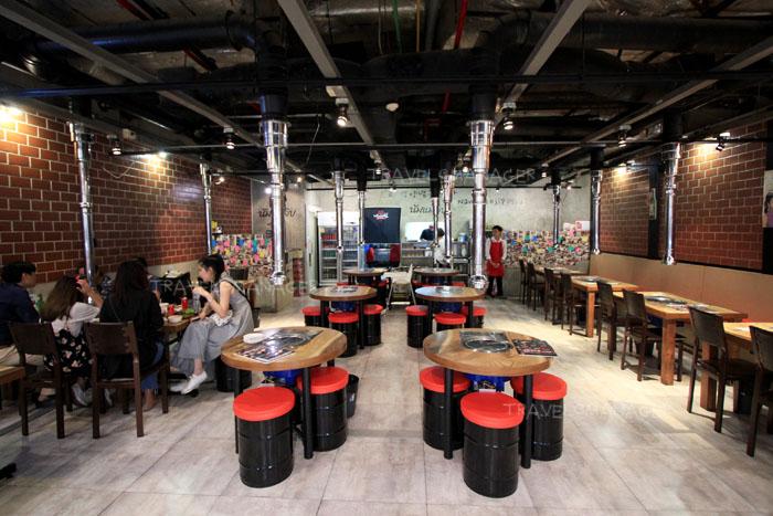 ร้านอาหารสไตล์เกาหลี สูตรต้นตำหรับแท้ในกรุงเทพ