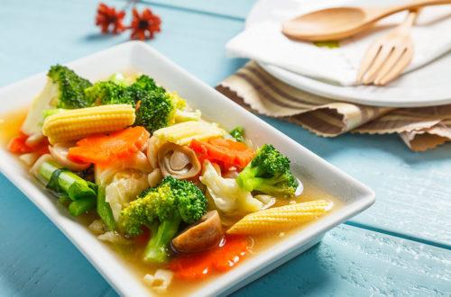 เมนูผัดผักรวม ทำได้ง่าย สะดวก อร่อยกลมกล่อม