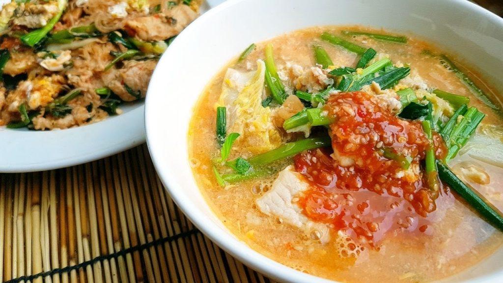 เมนูอาหารช่วยลดพุง อาหารจานด่วน เมนูที่สอง คือ สุกี้ เป็นอีกหนึ่งเมนูอาหารจากด่วนยอดนิยม ด้วยรสชาติที่อร่อยกลมกล่อม