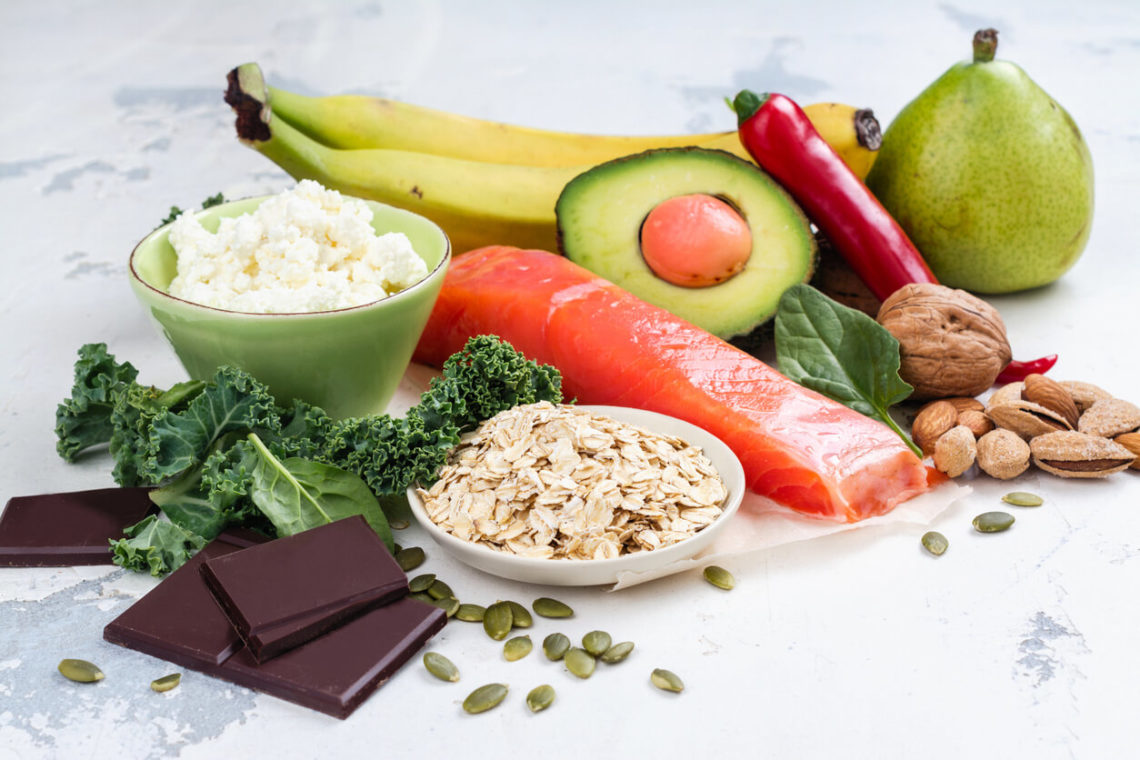 อาหารช่วยลดอาการหงุดหงิด ให้อารมณ์ดี