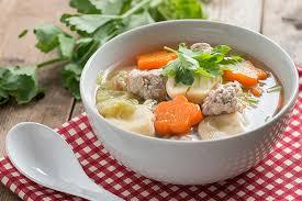 เมนูต้มจืดก็เป็นอีกเมนูหนึ่ง ที่หลายคนเลือกให้เป็นเมนูมื้อเช้า เมนูต้มจืดหมูสับ อาหารเช้าหอมหวานอร่อย
