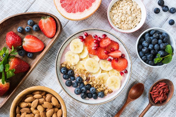 เมนูอาหารคลีนมื้อเช้า-ทำง่ายได้ประโยชน์