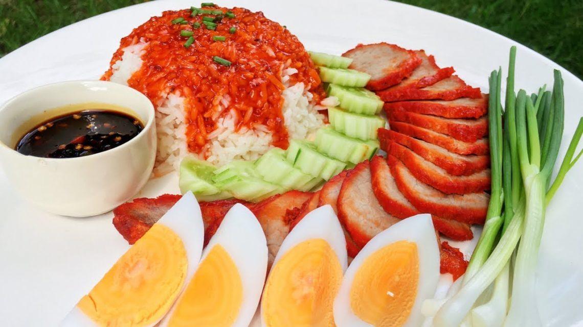 เมนูอาหารจากหมูแดง-รสชาติอร่อย