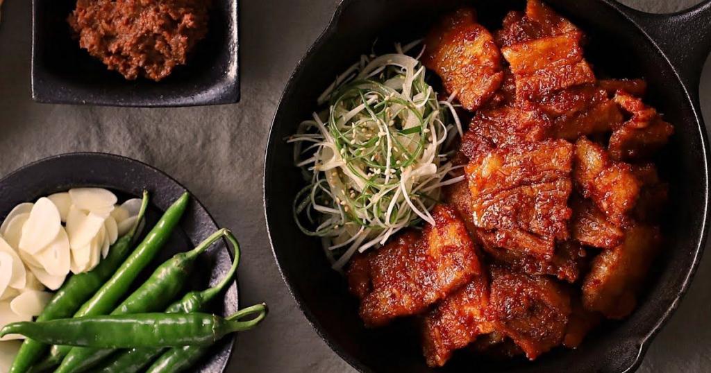 เมนูอาหารสไตล์เกาหลีที่บอกเลยว่าอร่อย ทำทานได้ง่าย ๆ สามารถทำเองได้ที่บ้านทั้งครอบครัว