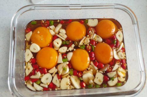 เมนูไข่ดองแบบสุก รับประทานได้ปลอดภัยไม่มีอันตราย