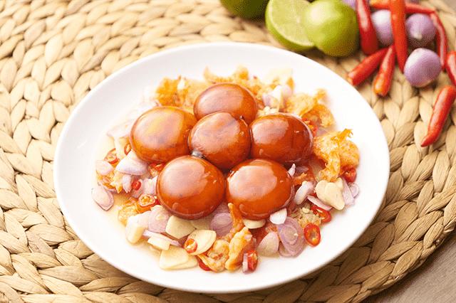 เมนูไข่ดองแบบสุก ที่ทานได้และไม่ต้องกังวล เพราะไม่มีเชื้อโรคแน่นอน