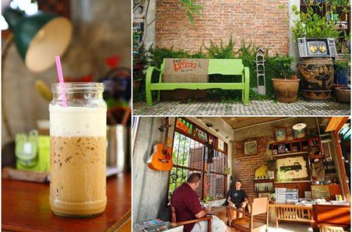 เมนูขนมหวาน ในCafé เมืองปาย ที่จะได้สัมผัสธรรมชาติ