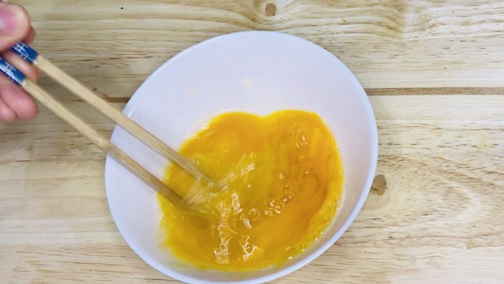 วิธีทำในการทำ เมนูไข่ชะอม