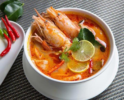 อาหารจานเผ็ดของไทย