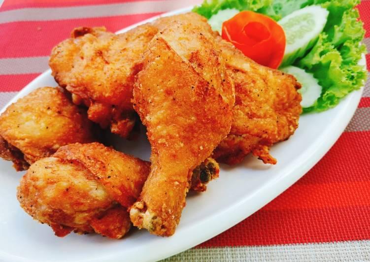 เมนูอาหารว่างจากไก่ รสชาติอร่อย