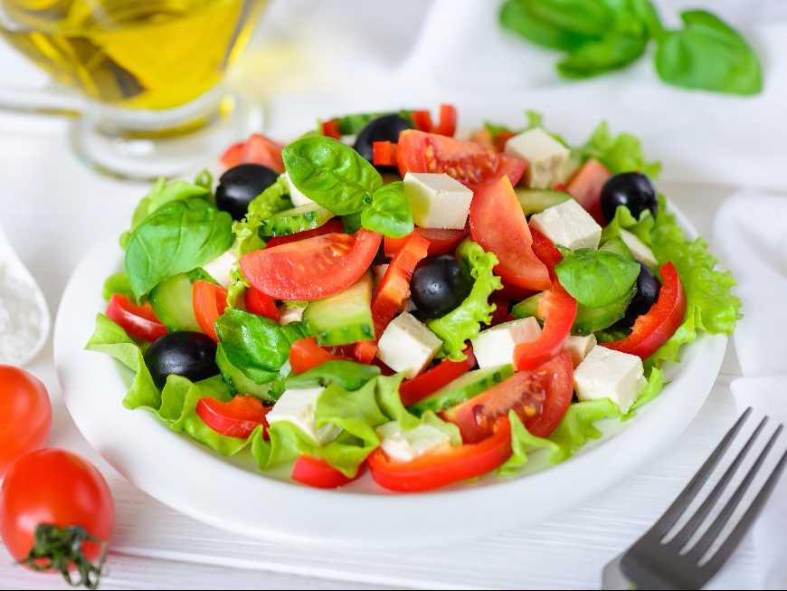 เมนูอาหารสลัดอกไก่ โดนใจสายรักสุขภาพ