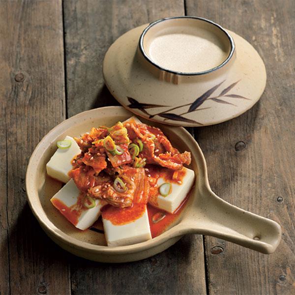 เมนูอาหารเกาหลี ทำเองได้ที่บ้าน