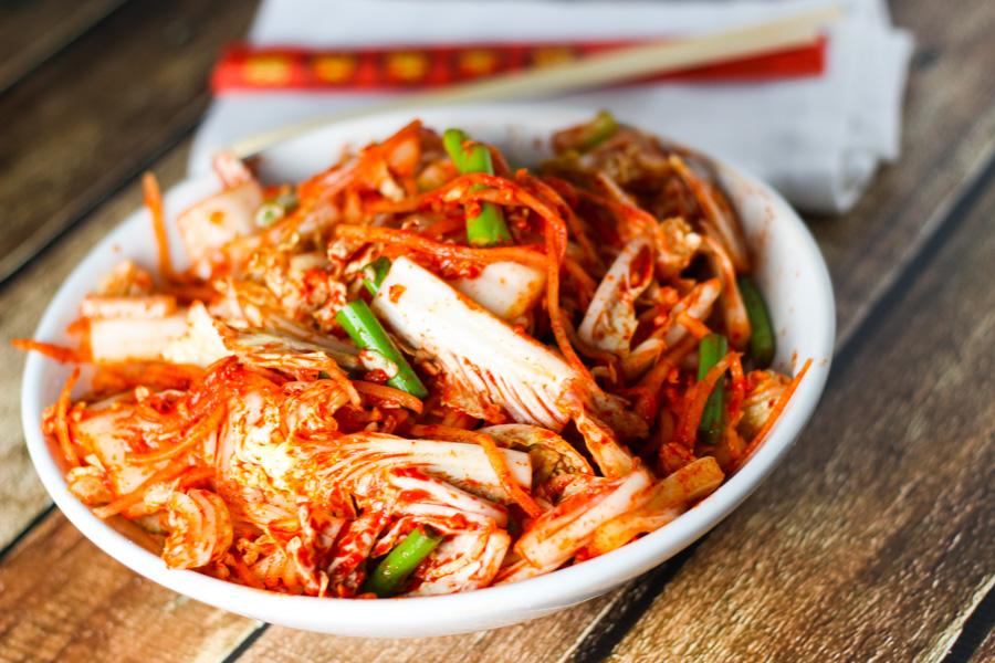 เมนูอาหารเกาหลี ก็น่ากินเป็นถือเป็นเมนูที่เรียกน้ำย่อย