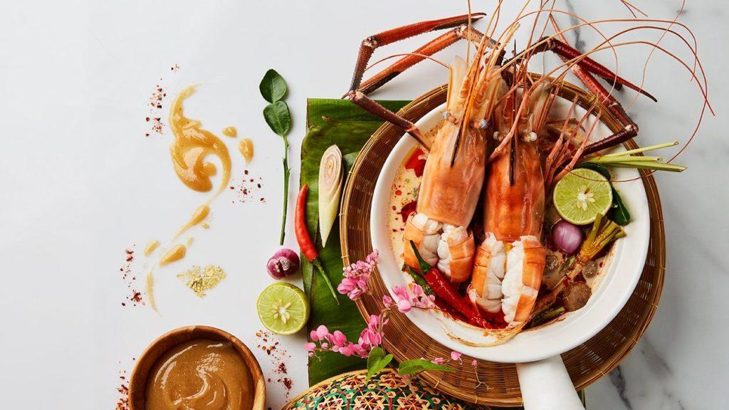 เมนูอาหารไทย ที่มีความร้อนแรง ความฉุน ความแซ่บ