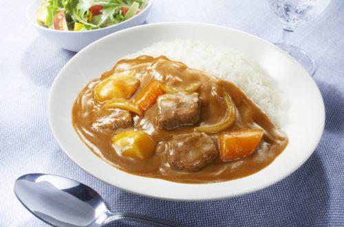 เมนูแกงกะหรี่ญี่ปุ่น ที่หุงจากหม้อหุงข้าว