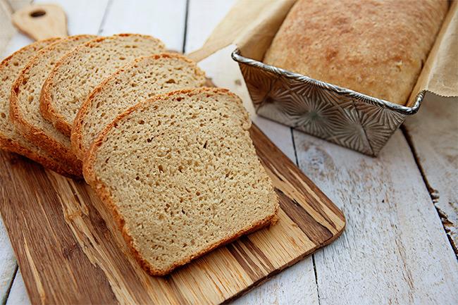 ขนมปังที่เป็นแผ่นธรรมดา