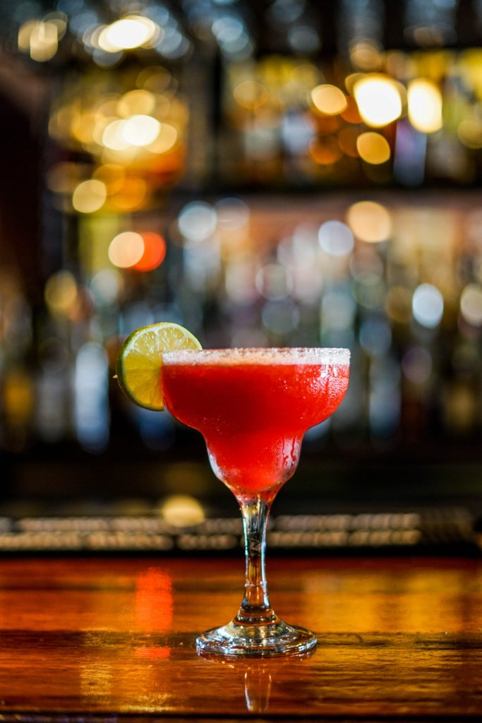 สตรอเบอร์รี่จิน (Strawberry gin)