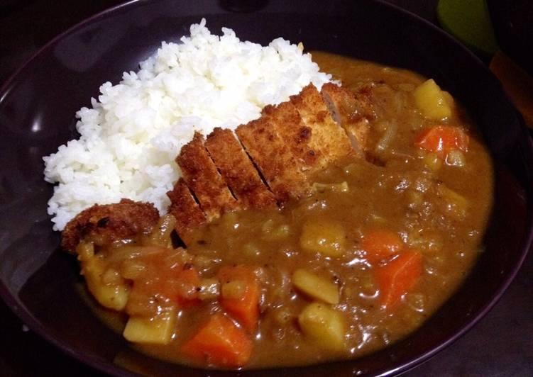 เมนูข้าวแกงกะหรี่ญี่ปุ่น อาหารรสชาติอร่อย