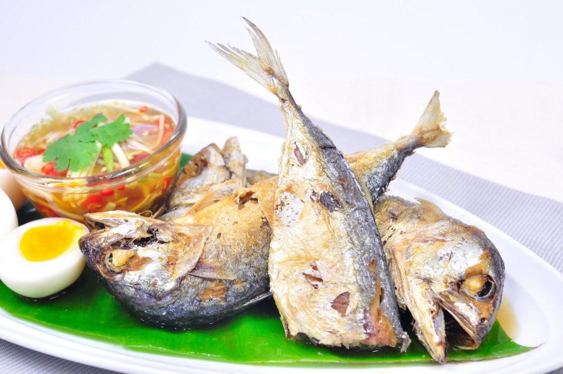 เมนูอาหารจากปลาทู ที่อร่อยและน่าทานมาก