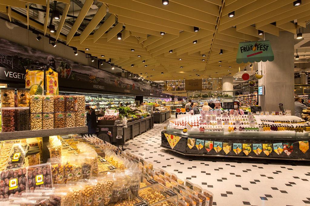 Gourmet Market ใช้บริการได้อย่างสะดวก