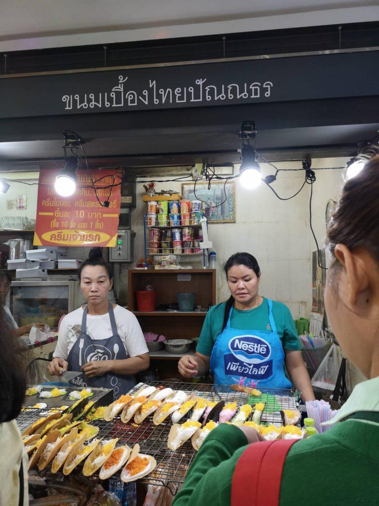 ร้านขนมเบื้องไทยปัณณธร