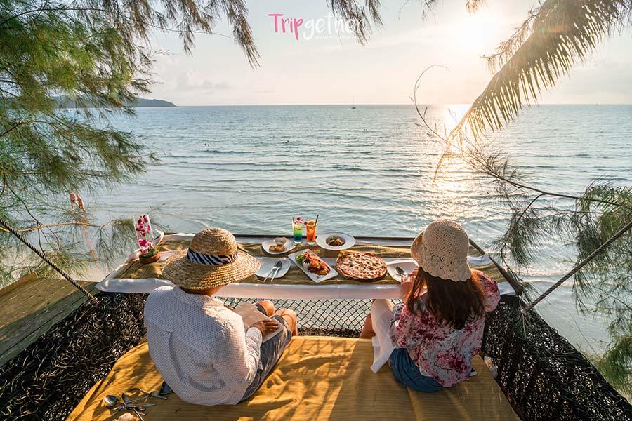 ร้านอาหารที่เกาะกูด เกาะที่มีแต่เมนูอาหารอร่อย