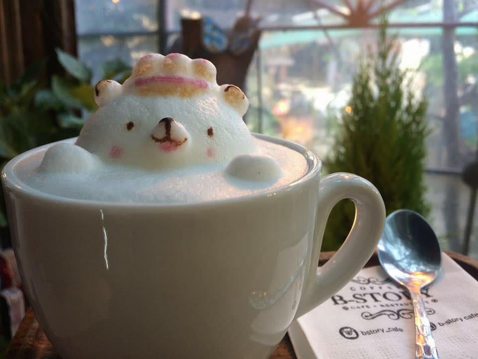 B-Story Café