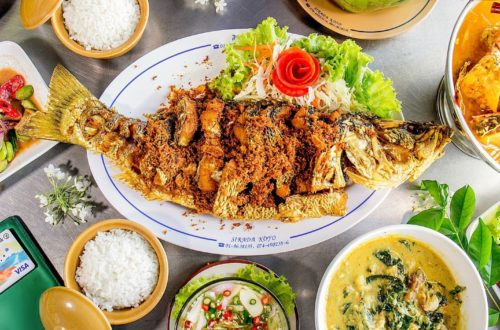 ร้านอาหารเมืองทองธานี ย่านที่มีแต่ของอร่อย