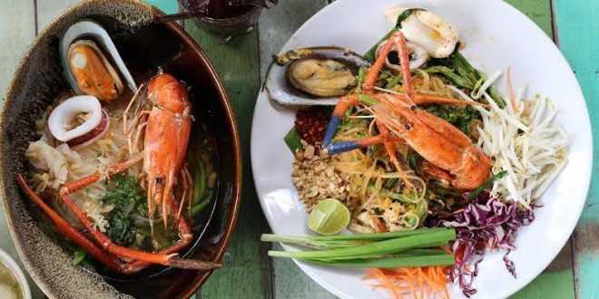 ร้านอาหารเมืองทองธานี