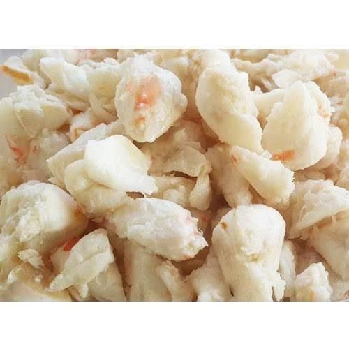วัตถุดิบสำหรับทำเมนูเนื้อปูก้อนผัดพริกเหลือง