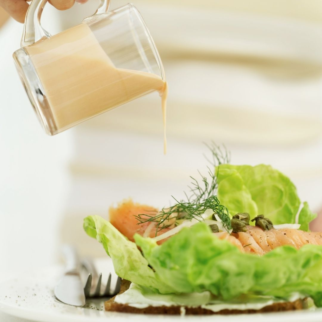 สูตรน้ำสลัด สลัดผักเพื่อสุขภาพ