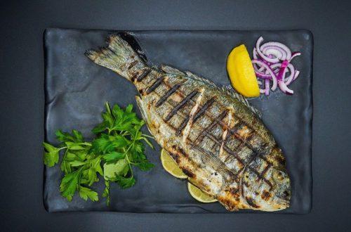 เคล็ดลับ การย่างปลา ให้สวยและอร่อย