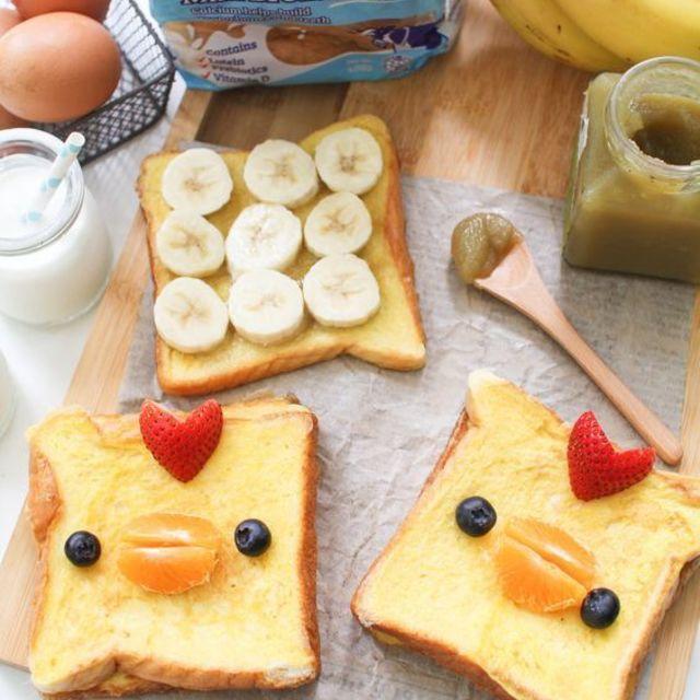 เมนูขนมปัง เมนูโปรดปรานสารพัดประโยชน์