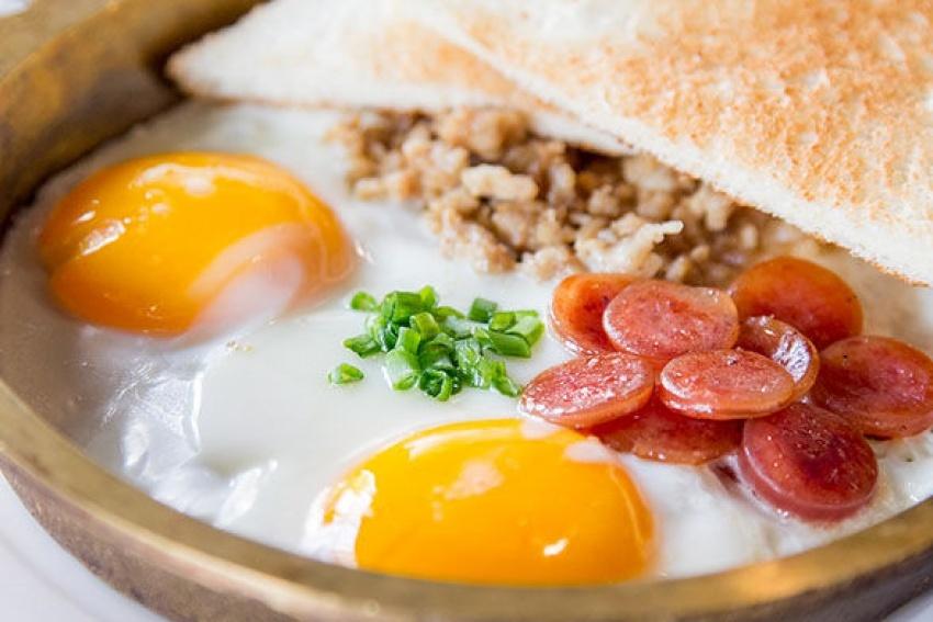 เมนูไข่ แสนธรรมดา ให้กลายเป็นมื้อเช้าสุดสร้างสรรค์