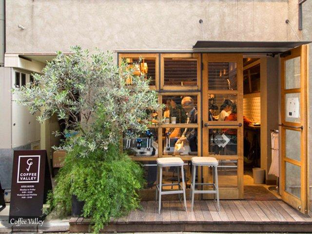 Café สไตล์ญี่ปุ่น