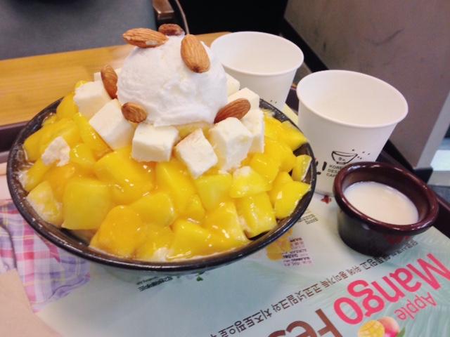 Korean Dessert Café