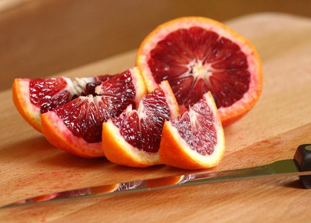 ส้มสีเลือด