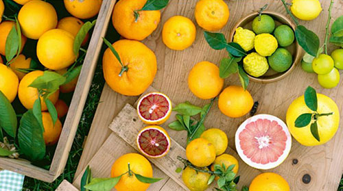 เคล็ดลับการเลือกใช้ ผลไม้ตระกูลส้ม เพื่อเพิ่มความอร่อย