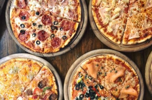 ร้าน Pizzaเตาถ่าน หอมกรุ่นจากเตาที่มีรสชาติยอดเยี่ยม