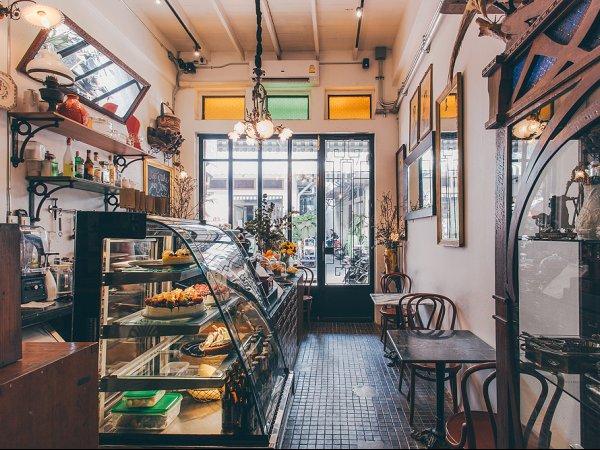 Café สไตล์ Vintage ย่านกรุงเก่าที่ต้องไปเช็คอินให้ได้
