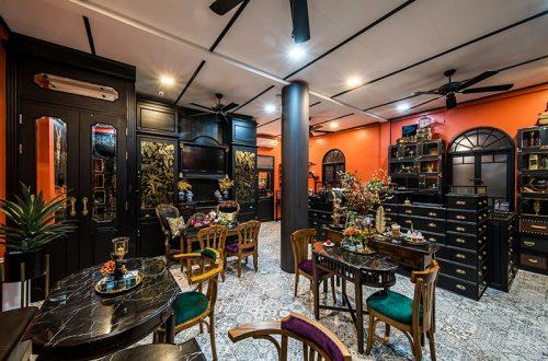 ร้านKanin The Rabbit Tea Room กับร้านอาหารสไตล์ย้อนยุค