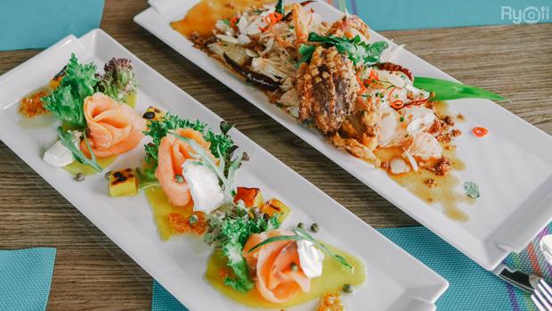 ร้านPlamong Restaurant ร้านอาหารสไตล์ไทยรสชาติจัดจ้าน