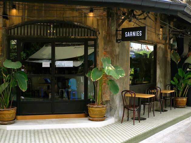 ร้านSarnies Bangkok