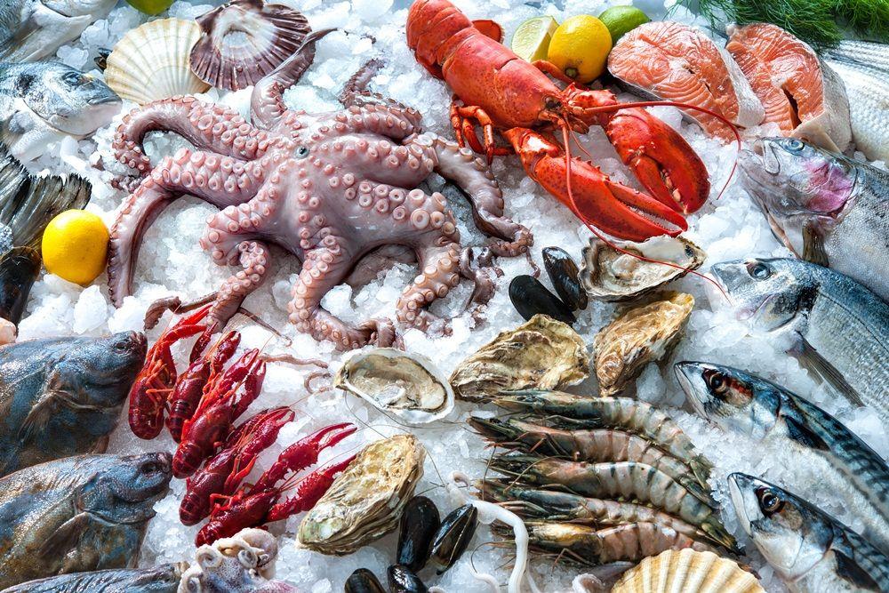 อาหารทะเลสดใหม่ ที่ไม่ต้องออกตลาดทุกวันเคล็ดลับดีๆที่เก็บไว้ทานได้นาน